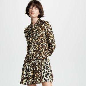 Alexis Leopard Lydia Dress